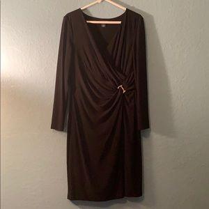 Lauren Ralph Lauren dress Black size 14